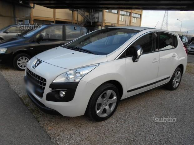 sold peugeot 3008 1 6 hdi 115cv te used cars for sale. Black Bedroom Furniture Sets. Home Design Ideas