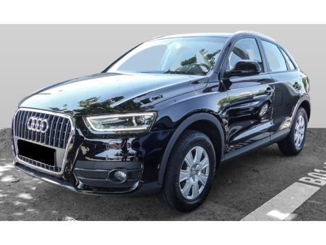 venduto audi q3 2 0 tdi xenon climatr auto usate in vendita. Black Bedroom Furniture Sets. Home Design Ideas
