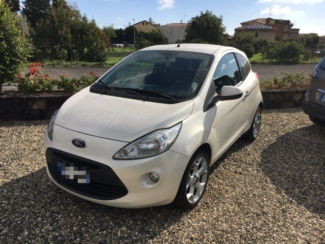 usato 1 3 tdci white edition ford ka 2011 km in. Black Bedroom Furniture Sets. Home Design Ideas