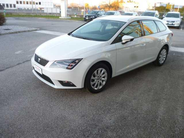sold seat leon st 1 6 tdi 110 cv d used cars for sale autouncle. Black Bedroom Furniture Sets. Home Design Ideas