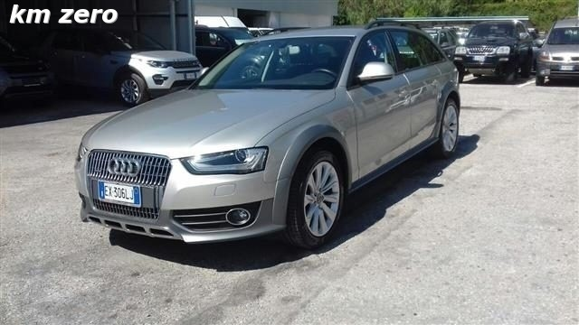 Sold Audi A4 Allroad 2 0 Tdi 190 C Used Cars For Sale Autouncle
