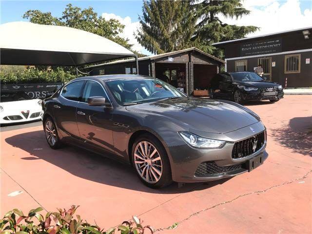 Risparmia 1.400 €: Maserati Ghibli 3.0 Diesel 275 CV (2017 ...