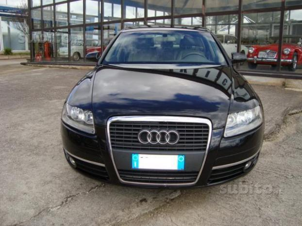 Sold audi a6 2 0 tdi 140cv berlina used cars for sale for Lunghezza audi a6 berlina