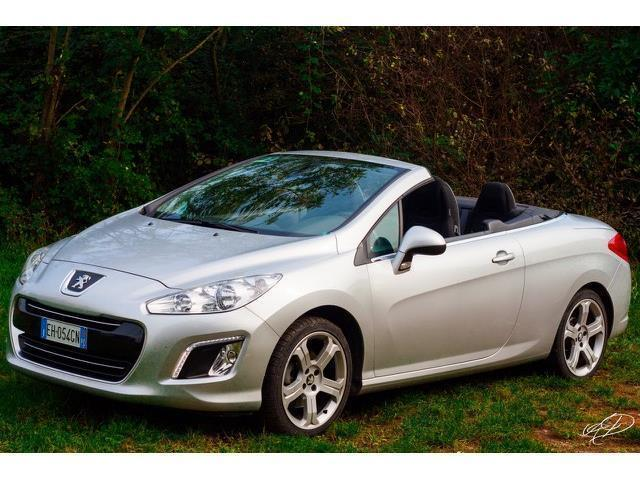 sold peugeot 308 cc 2 0 hdi 163cv used cars for sale. Black Bedroom Furniture Sets. Home Design Ideas