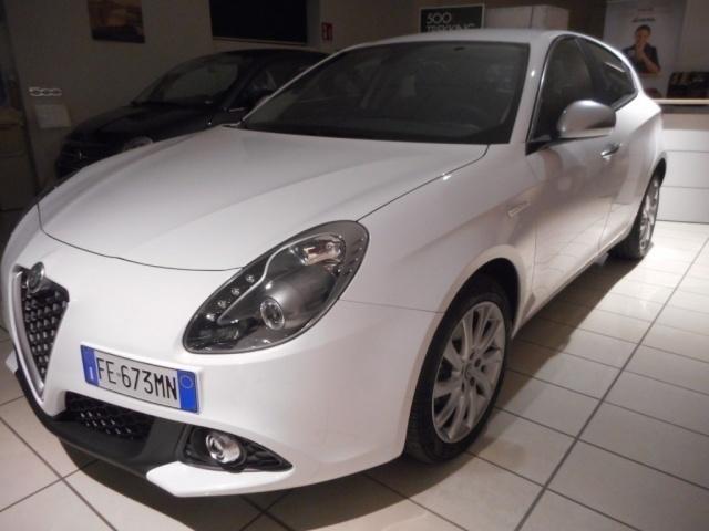 usata Alfa Romeo Giulietta 1.6 JTDm TCT 120 CV Super