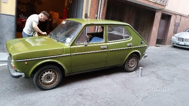 sold fiat 127 special 4 porte used cars for sale autouncle. Black Bedroom Furniture Sets. Home Design Ideas