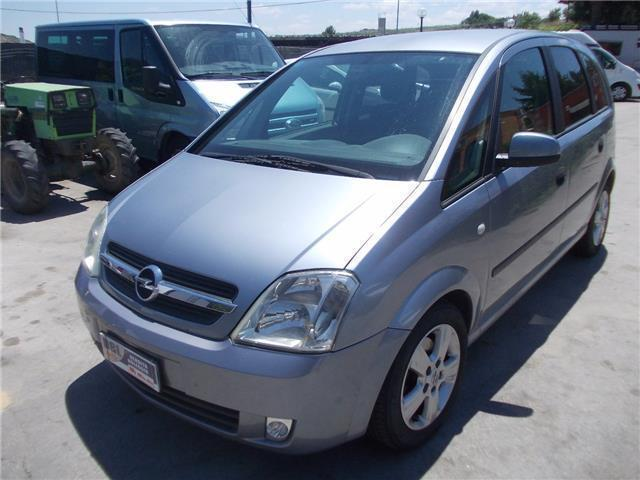 sold opel meriva meriva1 7 cdti used cars for sale autouncle. Black Bedroom Furniture Sets. Home Design Ideas