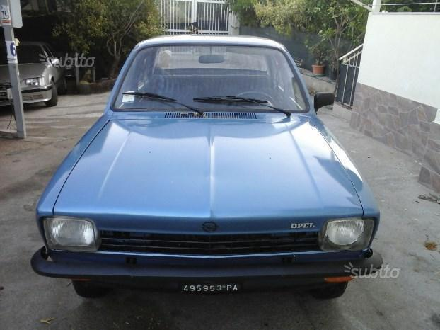 sold opel kadett 1000 used cars for sale autouncle. Black Bedroom Furniture Sets. Home Design Ideas