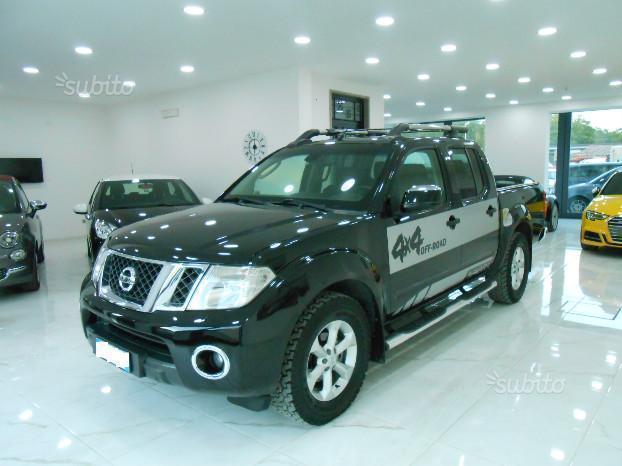 sold nissan navara dci 190cv 4 por used cars for sale autouncle. Black Bedroom Furniture Sets. Home Design Ideas