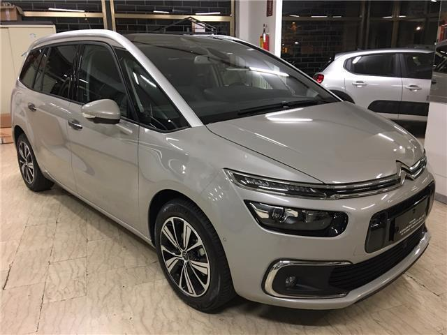 sold citro n grand c4 picasso blue used cars for sale. Black Bedroom Furniture Sets. Home Design Ideas