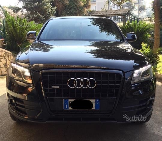 Sold Audi Q5 1ª Serie