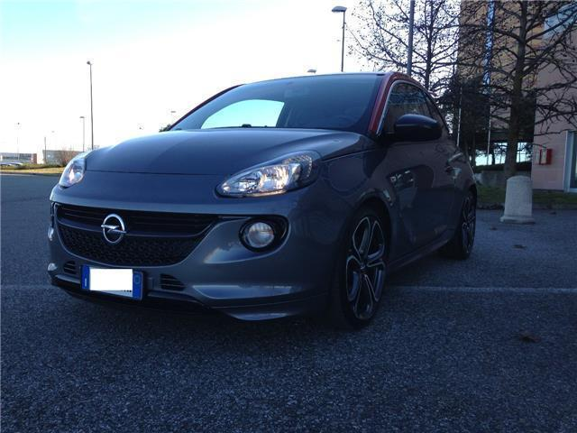 sold opel adam s 1 4 150 cv s s fu used cars for sale. Black Bedroom Furniture Sets. Home Design Ideas