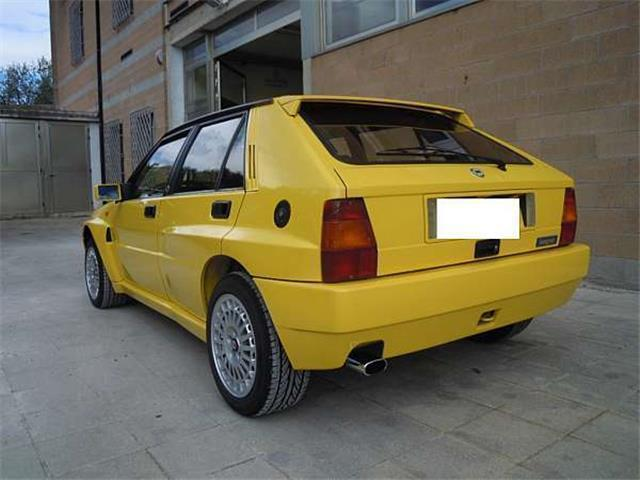 sold lancia delta turbo hf integra used cars for sale. Black Bedroom Furniture Sets. Home Design Ideas