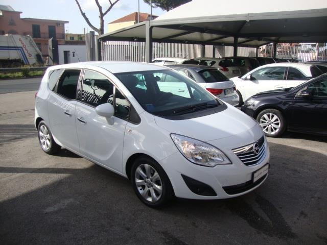 usato 1 7 cdti 110cv elective opel meriva 2011 km in roma rm. Black Bedroom Furniture Sets. Home Design Ideas
