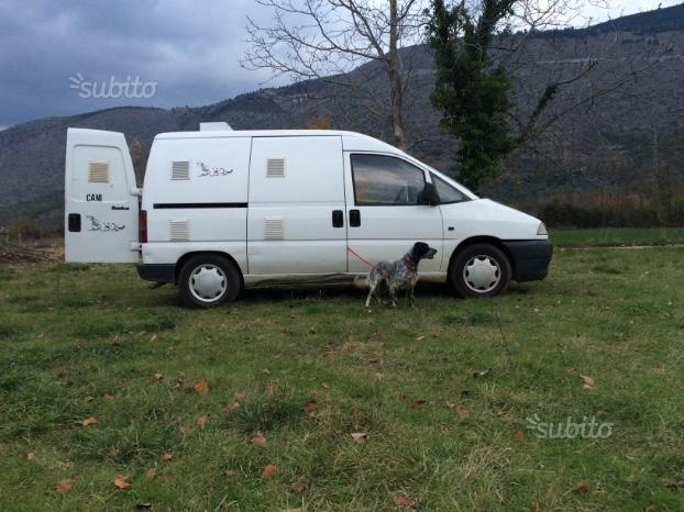 Venduto Fiat Scudo Adibito Trasporto Auto Usate In Vendita