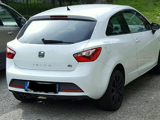 sold seat ibiza 1 2 tsi 3 porte fr used cars for sale. Black Bedroom Furniture Sets. Home Design Ideas
