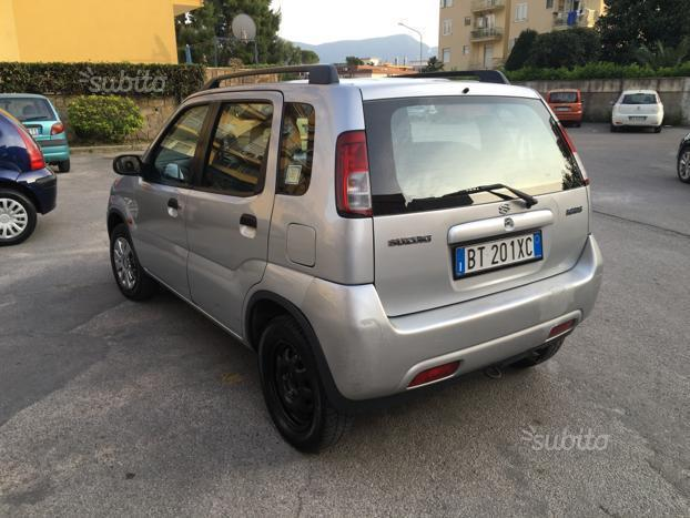 sold suzuki ignis 4x4 a f f a r e used cars for sale autouncle. Black Bedroom Furniture Sets. Home Design Ideas