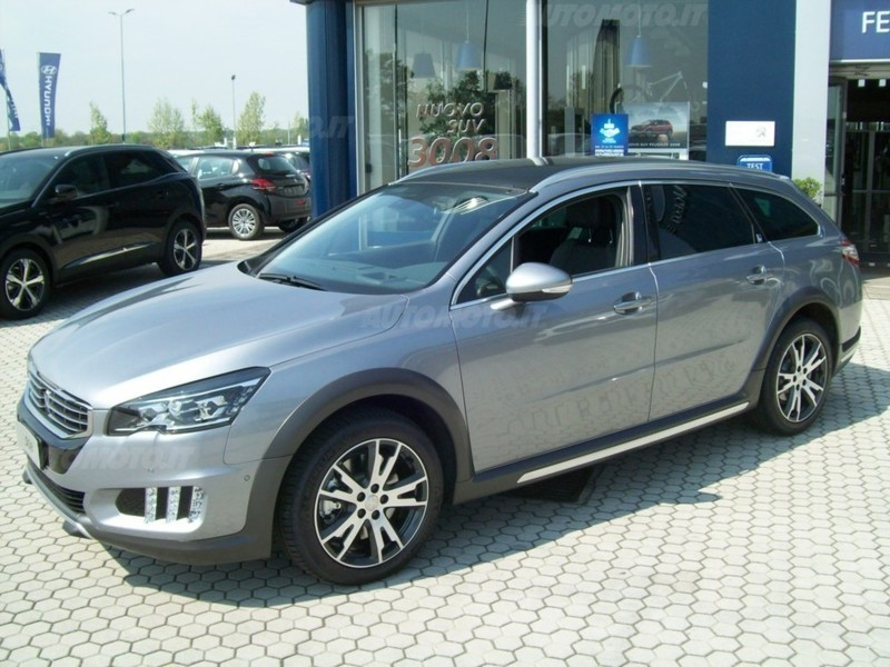 sold peugeot 508 sw rxh nuova a po used cars for sale autouncle. Black Bedroom Furniture Sets. Home Design Ideas