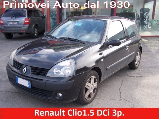 sold renault clio 1 5 dci 101cv 3 used cars for sale autouncle. Black Bedroom Furniture Sets. Home Design Ideas
