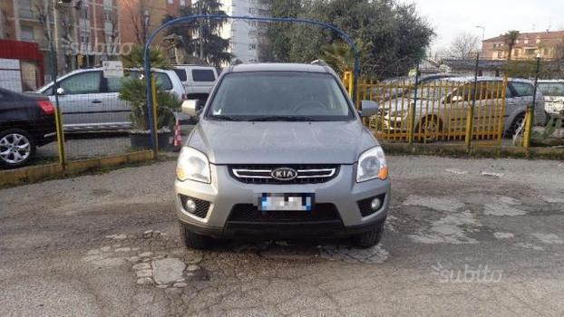 sold kia sportage 2 0 141cv 2wd used cars for sale autouncle. Black Bedroom Furniture Sets. Home Design Ideas
