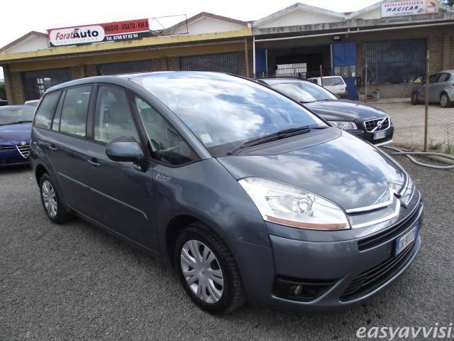 sold citro n c4 picasso gran 1 6 h used cars for sale autouncle. Black Bedroom Furniture Sets. Home Design Ideas