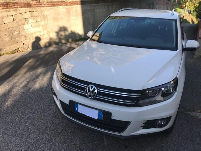usato 2 0 tdi 140 cv 4motion sport automatica 7 marce vw tiguan 2012 km in prato. Black Bedroom Furniture Sets. Home Design Ideas