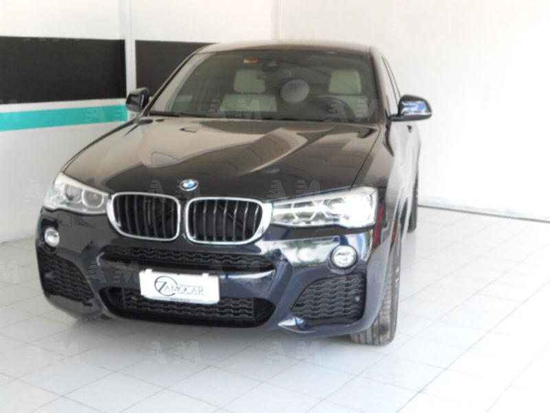 Usato 2016 BMW X4 2.0 Benzin 190 CV (37.000 €) | 2357 ...