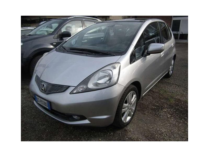 sold honda jazz 1 4 executive used cars for sale autouncle. Black Bedroom Furniture Sets. Home Design Ideas