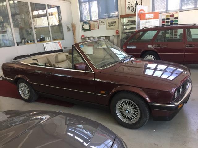 Venduto Bmw 320 Cabriolet Serie 3 E3 Auto Usate In Vendita