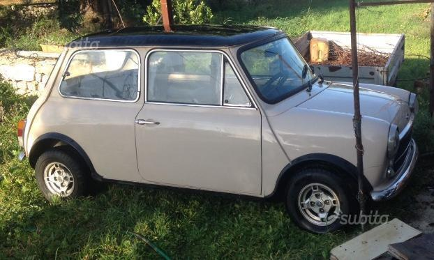 sold mini cooper leyland anni 70 used cars for sale autouncle. Black Bedroom Furniture Sets. Home Design Ideas