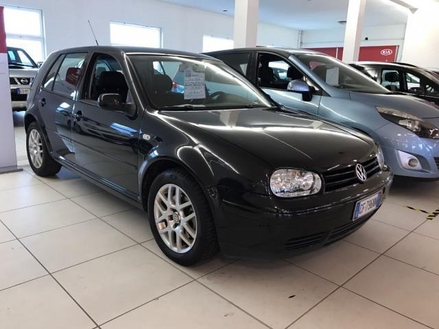 sold vw golf iv 1 9 tdi 130 cv cat used cars for sale. Black Bedroom Furniture Sets. Home Design Ideas