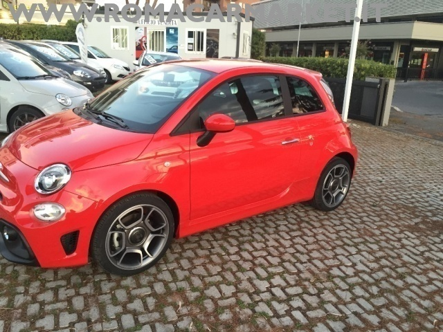 sold fiat 500 abarth 595 1 4 turbo used cars for sale autouncle. Black Bedroom Furniture Sets. Home Design Ideas