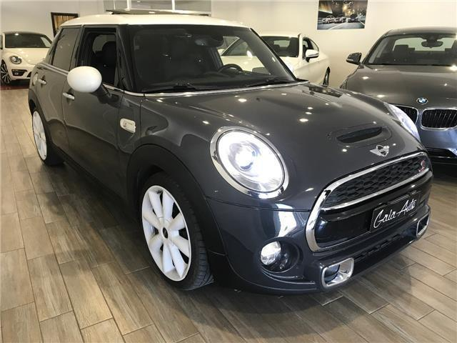usato 2 0 cambio automatico navi 5 porte mini cooper sd 2014 km in roma rm. Black Bedroom Furniture Sets. Home Design Ideas