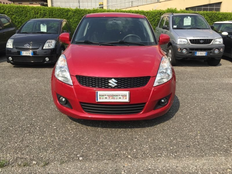 sold suzuki swift swift 1 2 vvt 5 used cars for sale autouncle. Black Bedroom Furniture Sets. Home Design Ideas