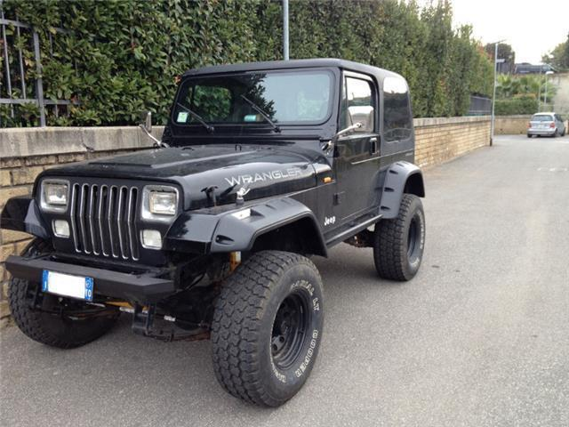sold jeep wrangler yj 4 0 used cars for sale autouncle. Black Bedroom Furniture Sets. Home Design Ideas