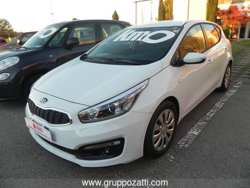 sold kia cee 39 d 1 6 crdi 110 cv 5 p used cars for sale. Black Bedroom Furniture Sets. Home Design Ideas