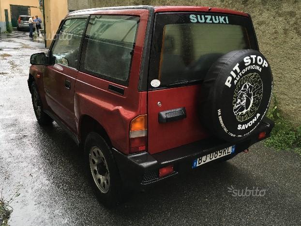 sold suzuki vitara 1 9 td diesel 4 used cars for sale autouncle. Black Bedroom Furniture Sets. Home Design Ideas
