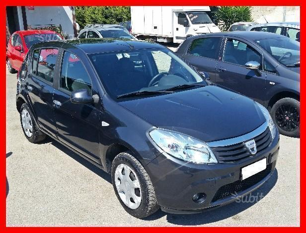sold dacia sandero 1 serie used cars for sale. Black Bedroom Furniture Sets. Home Design Ideas