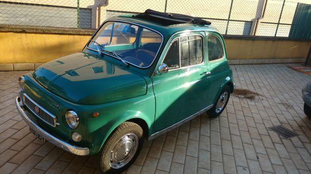 Venduto Fiat 500 Francis Lombardi My Auto Usate In Vendita