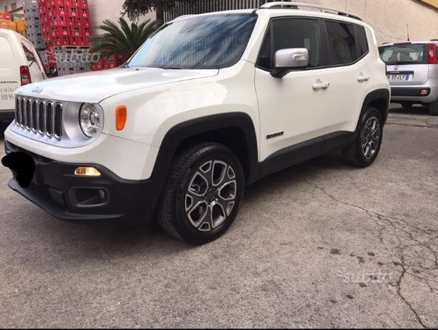 sold jeep renegade 2 0 4x4 used cars for sale autouncle. Black Bedroom Furniture Sets. Home Design Ideas