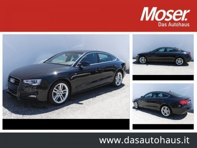 sold audi a5 sportback 2.0 tdi 177. - used cars for sale