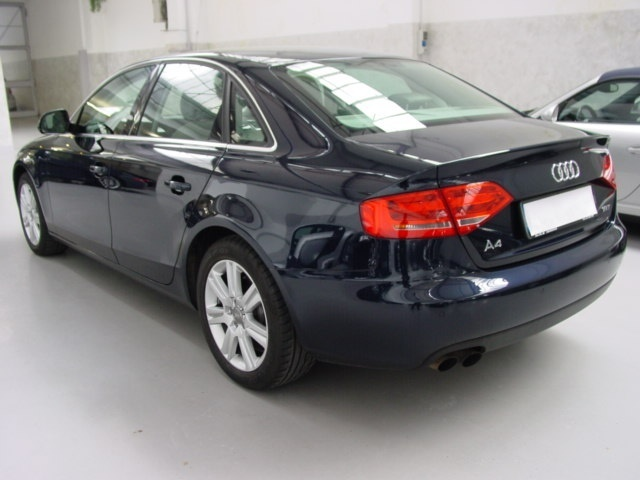 Sold audi a4 1 8 tfsi 160 cv berli used cars for sale for Lunghezza audi a4 berlina