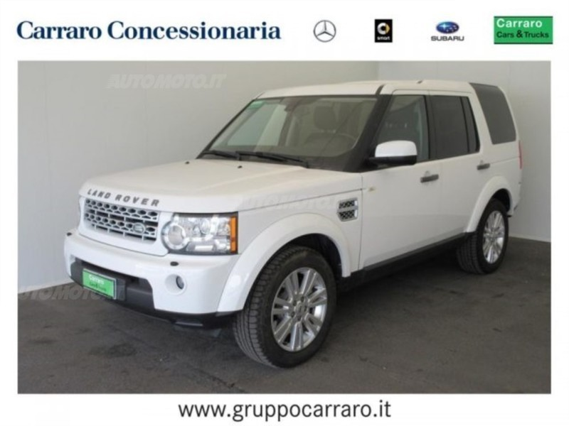 Land Rover Discovery 4 Usata 120 Land Rover Discovery 4