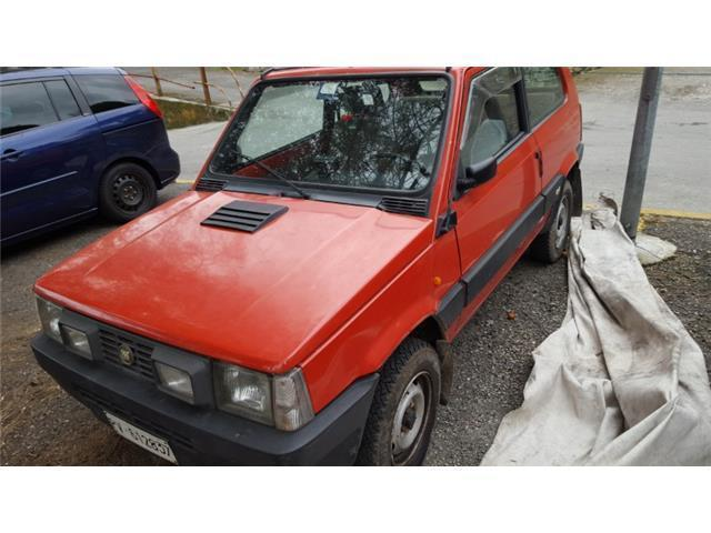sold fiat panda 4x4 4x4 cabrio used cars for sale. Black Bedroom Furniture Sets. Home Design Ideas