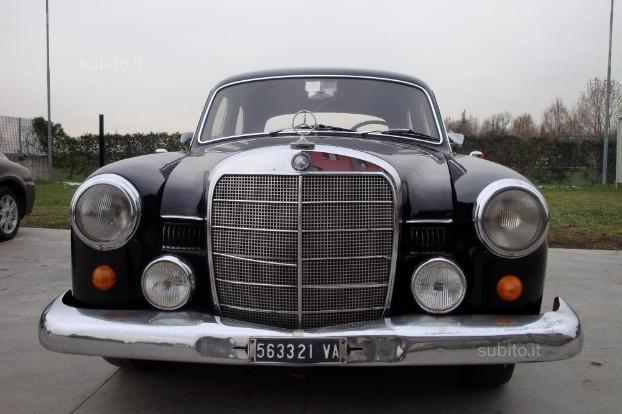 sold mercedes 190 epoca anni 60 used cars for sale autouncle. Black Bedroom Furniture Sets. Home Design Ideas