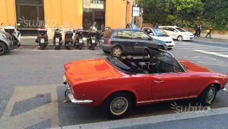 Sold Fiat 124 Spider Anni 60 used cars for sale