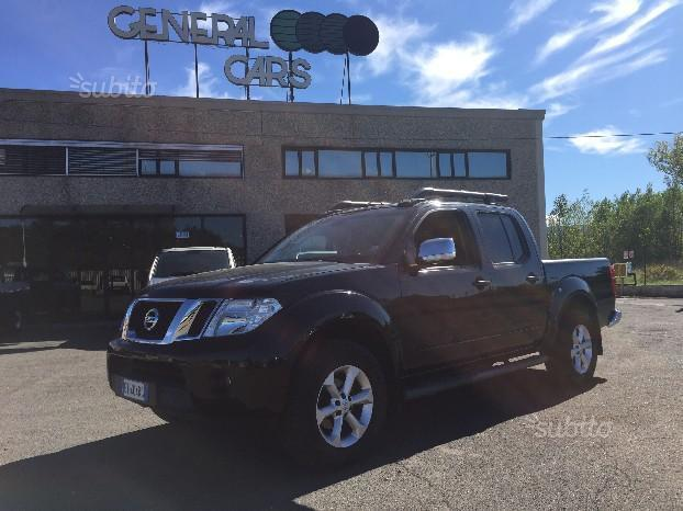 sold nissan navara 2 5 dci 190cv l used cars for sale autouncle. Black Bedroom Furniture Sets. Home Design Ideas