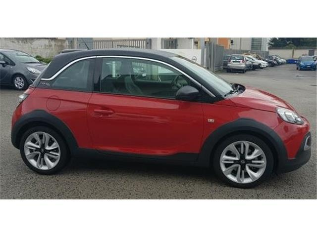 sold opel adam rocks 1 0 sge 115 c used cars for sale autouncle. Black Bedroom Furniture Sets. Home Design Ideas