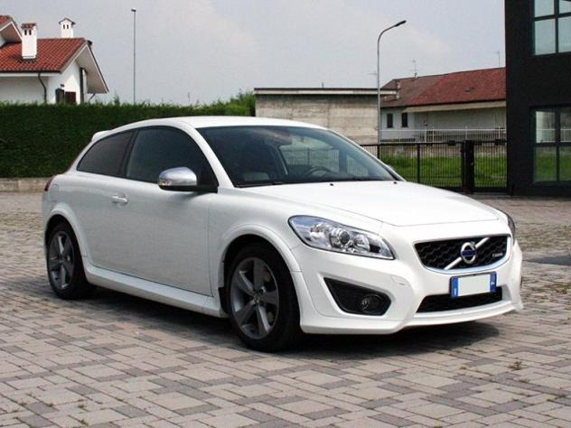 sold volvo c30 t5 r design rif 66 used cars for sale. Black Bedroom Furniture Sets. Home Design Ideas