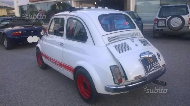 Venduto Fiat 500 Abarth 595 Epoca 650 Auto Usate In Vendita